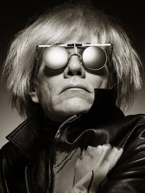 , 'Andy Warhol,' 1985, CAMERA WORK