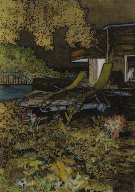 , 'Terasse Süd,' , Mike Karstens Galerie