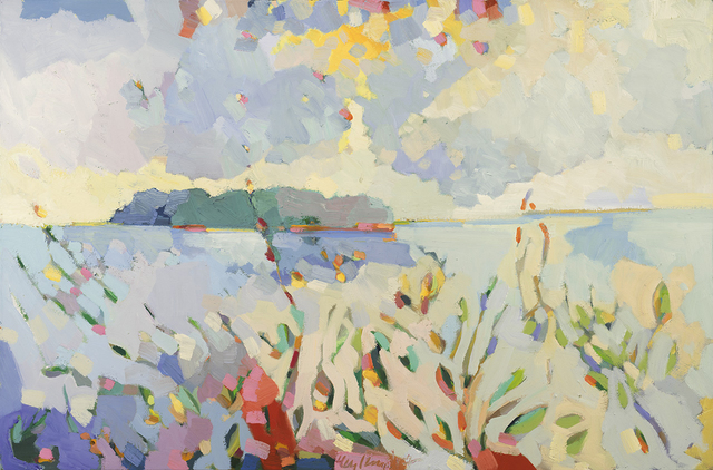 , 'Off Mackworth Island,' , Greenhut Galleries