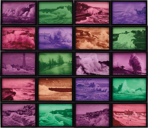 Susan Hiller, 'Rough Seas,' 2012-2014, Phillips: 20th Century and Contemporary Art Day Sale (February 2017)