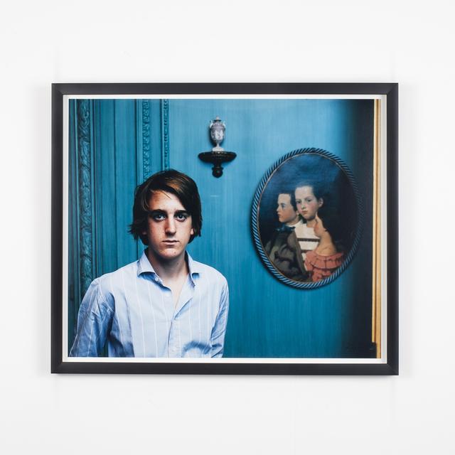 Tina Barney, 'Blue Boy', 2002, Independent Curators International (ICI) Benefit Auction