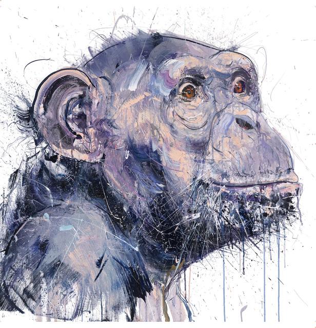 Dave White, 'Chimp I - Original', 2019, Hang-Up Gallery
