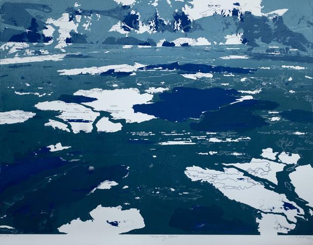 Soledad Salamé, 'Turning Blue', 2019, Goya Contemporary/Goya-Girl Press