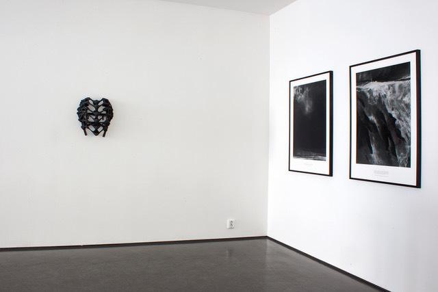 Installation view, Sculpture Unleashed, Cecilia Hillström Gallery, 2018. Photo: Linda Hofvander