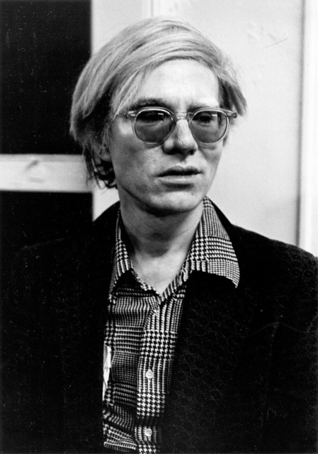 Gerard Malanga, 'Andy Warhol in a pensive moment at the Factory', 1970, Gagosian