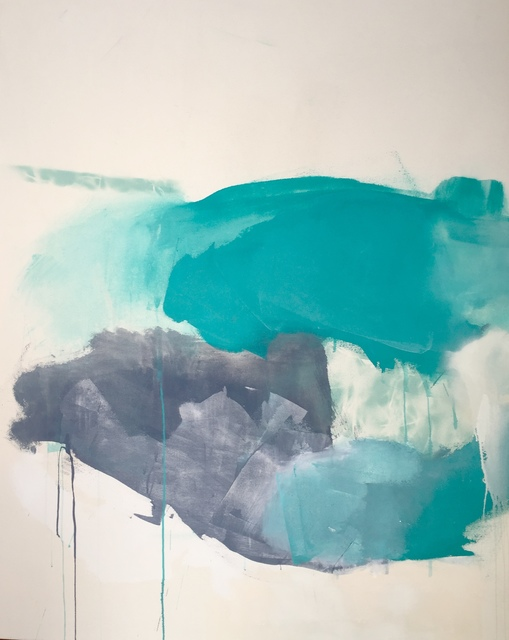 , 'I Breathe In Your Ocean. Winged Silhouettes Fly IV,' , Chicago Art Source