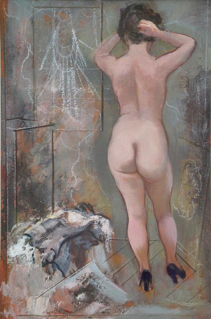 , 'MODELL IM STUDIO,' , Galerie des Modernes