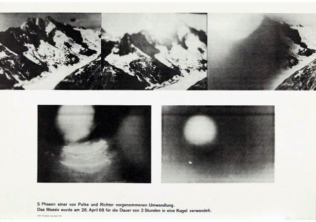 , 'Umwandlung (Metamorphosis) - with Sigmar Polke,' 1968, Carolina Nitsch Contemporary Art