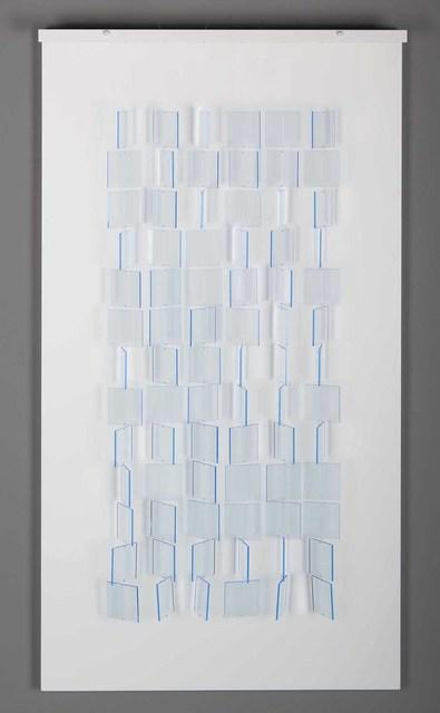 Julio Le Parc, 'Mobile Translucide Bleu', 2017, Kunzt Gallery