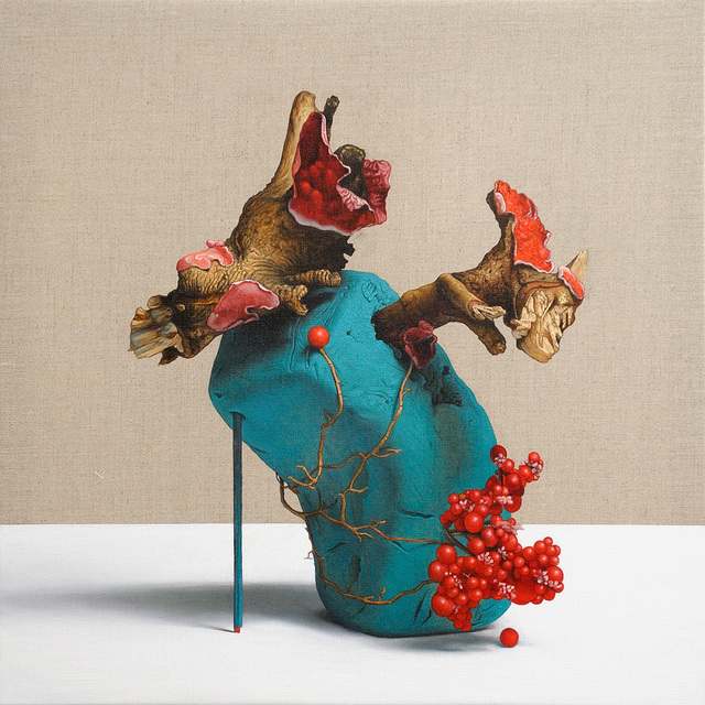 , 'Contaminazioni #127,' 2015, CK Contemporary