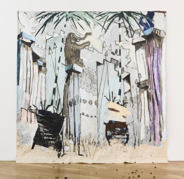 , 'Elephants and Angels,' 2016, Samuel Freeman