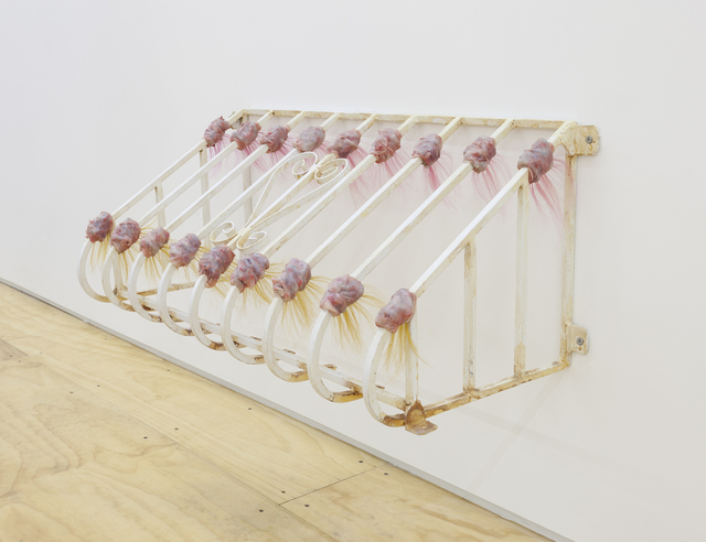 Stewart Uoo, 'Security Window Grill XI', 2014, CFHILL