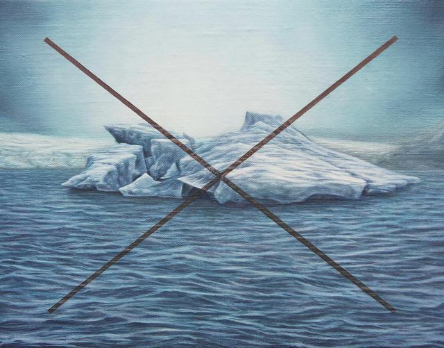 , 'Iceberg X,' 2017, Ro2 Art