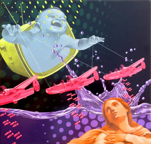 , 'Self Fulfilling Prophesy,' 2018, bG Gallery