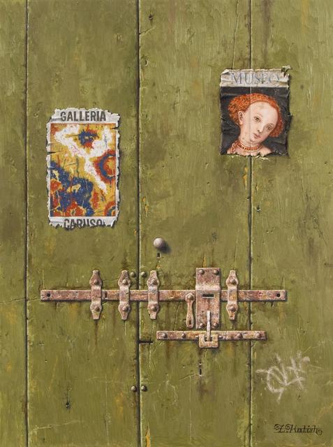 , 'The Disused Door,' 2014, Clark Gallery