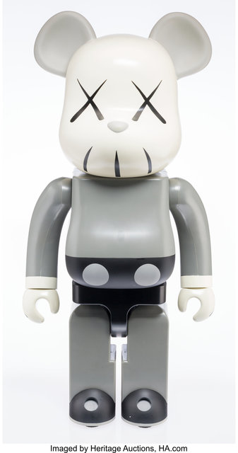 KAWS, 'Companion 1000%', 2002, Heritage Auctions