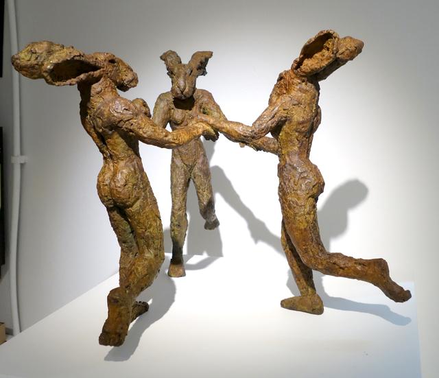 , 'Dancing Ladies II, Maquette,' 2016, Galerie de Bellefeuille
