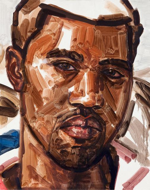 , 'Kanye,' 2010-2011, Gagosian