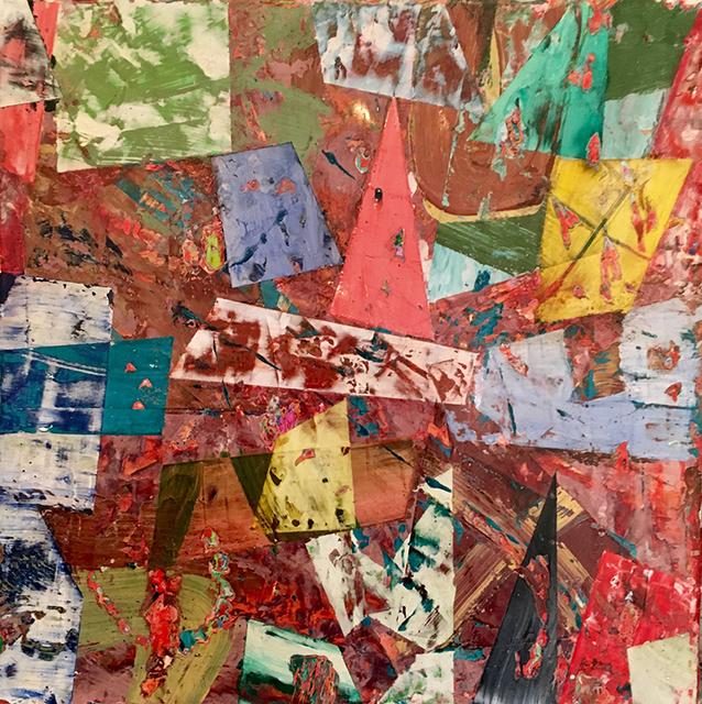 , 'Big Little #118,' 2018, Carrie Haddad Gallery