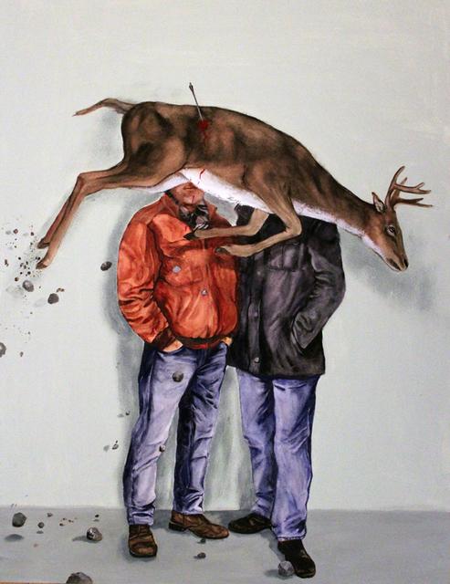 , 'Fauna of Memory,' 2012, Galeri Nev