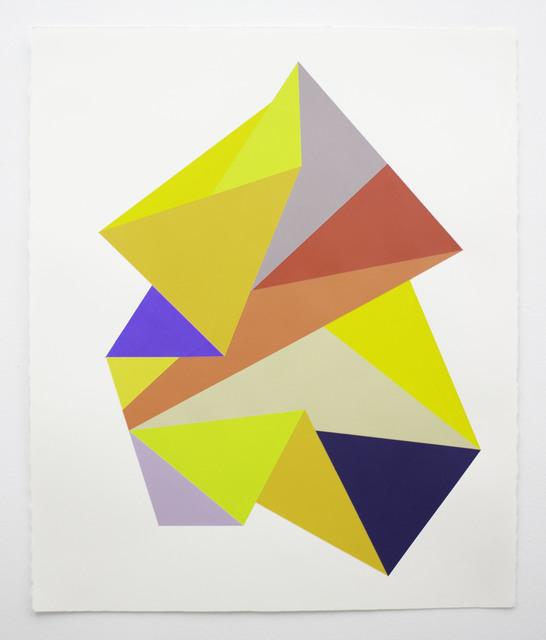 , 'Flash,' 2018, Elizabeth Houston Gallery
