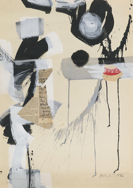 , 'Cymbals,' 1962, Spanierman Modern
