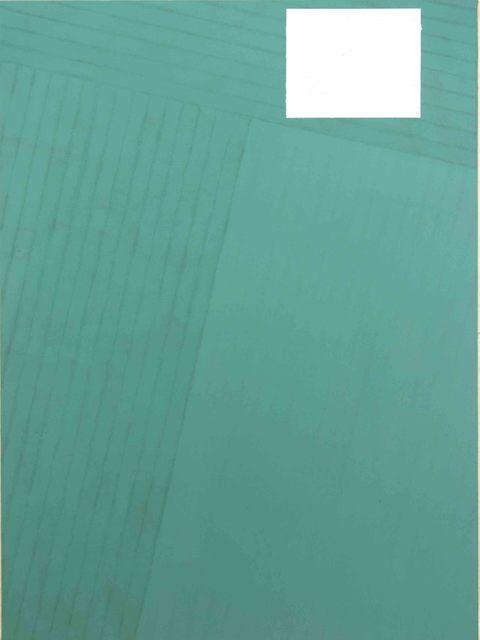 , 'New Ultra Blue Green,' 2014, JAYJAY