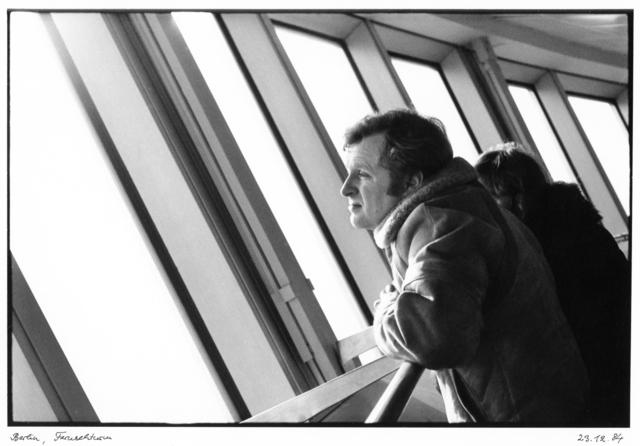, 'Berlin, Fernsehturm,' 1985, Collection Regard