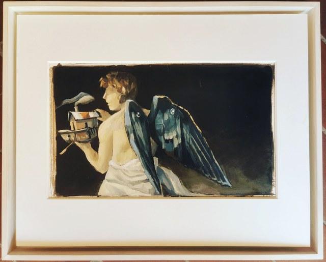 Alessandra Carloni, 'Omaggio a Caravaggio', 2018, Collezionando Gallery
