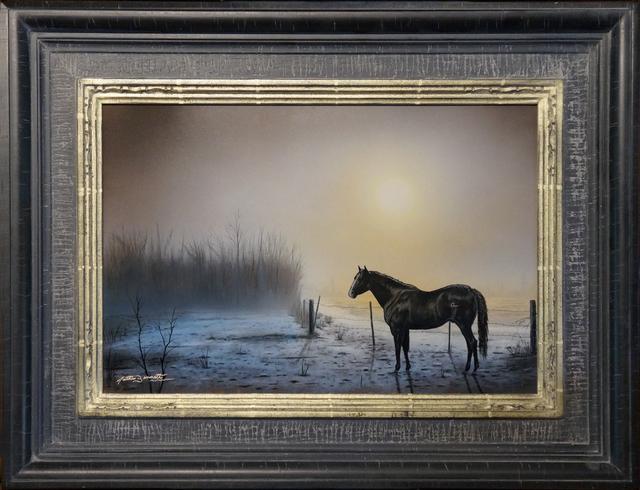 , 'Trust the Sun,' 2018, Blue Rain Gallery