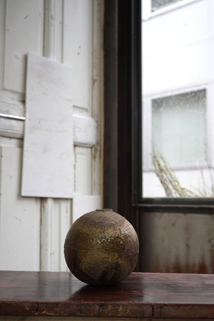 , 'Bizen Round Jar,' ca. 2000, Kami ya Co., Ltd.