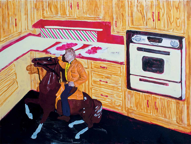 , 'The Cowboy in Me,' 2015, Livingstone gallery THE HAGUE/BERLIN