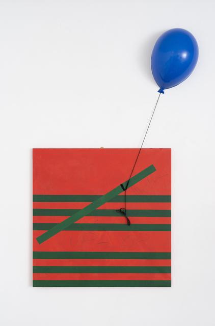, 'Up op,' 1965, Erica Ravenna Arte Contemporanea