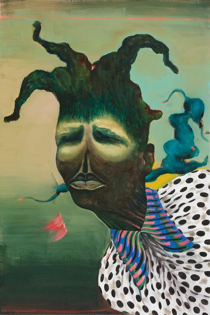 , 'Portrait I: The Spirit People,' 2018, Stevenson