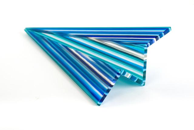 , 'Glass Paper Plane,' 2014, Studio Orfeo Quagliata