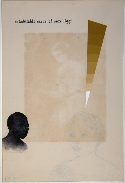 Enrique Chagoya, 'Ghostly Meditations (indubitable scene of pure light)', 2012, Lisa Sette Gallery