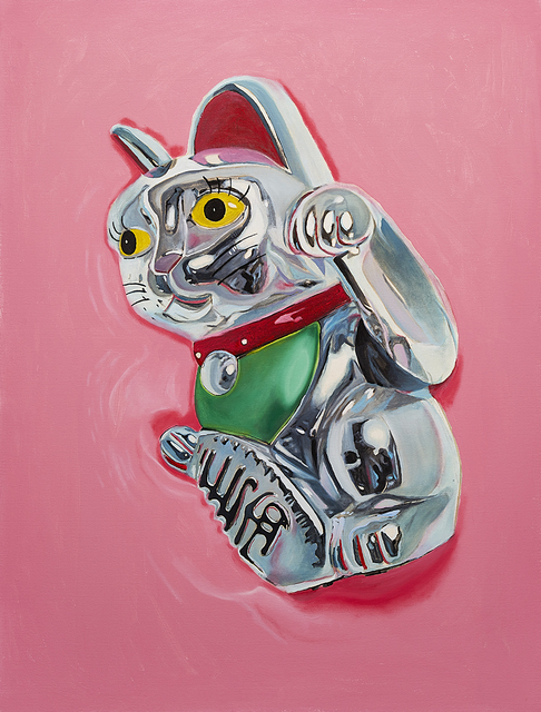 Jamie Preisz, 'Reflections of The Artist's Cat, ', 2019, Jerico Contemporary