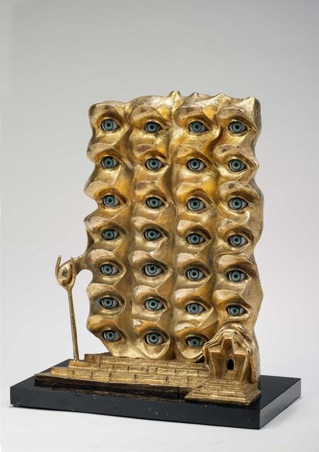 , 'Les Yeux Surréalistes,' 1980, Galerie de Souzy
