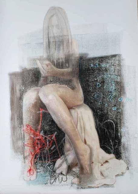Joann Côté, 'Hard time for bastards (Sale temps pour les salauds)', 2019, Galerie Blanche