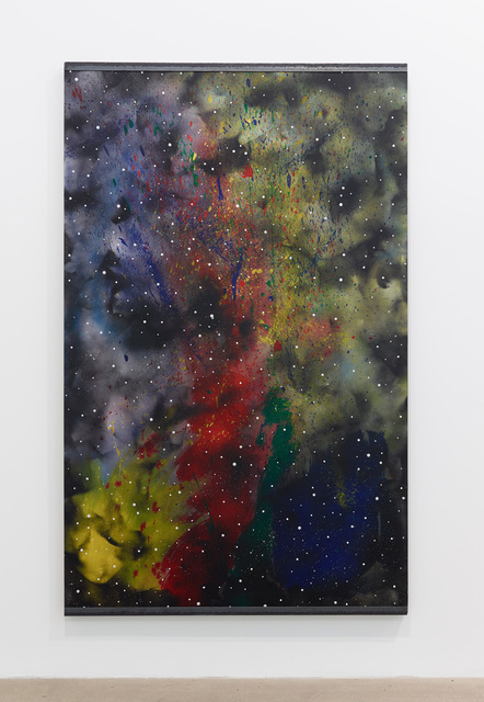 , 'Flaming Star Nebula #1,' 2017, Diane Rosenstein