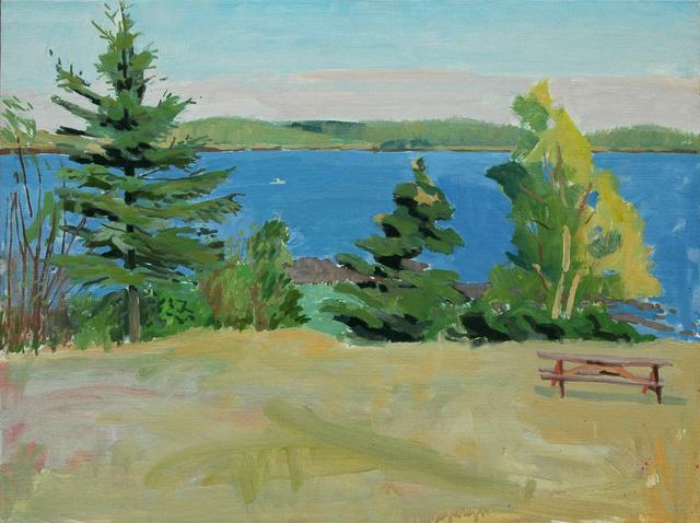 Richard Kirk Mills, 'Cobscook', 1987-2019, Blue Mountain Gallery