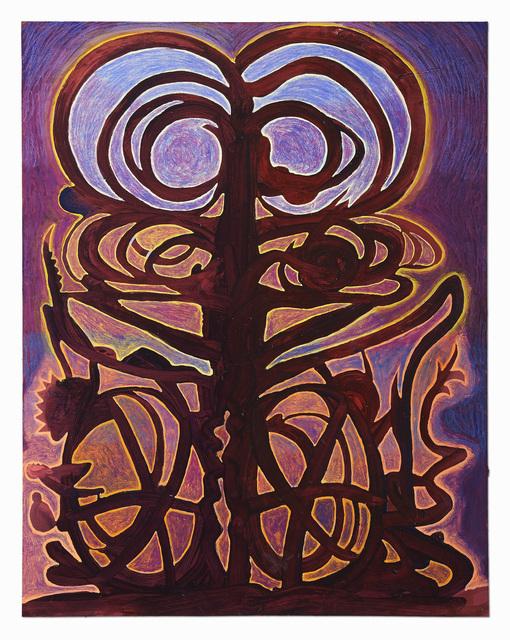 , 'Esoteric Plant Goddess,' 2016, Freight + Volume