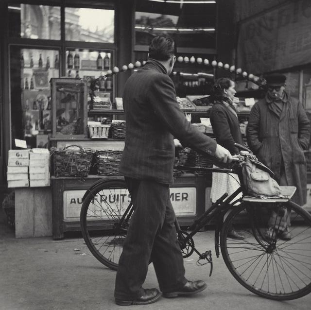 Rosalie Gwathmey, 'Paris, 1950 ', 1950, Elizabeth Houston Gallery