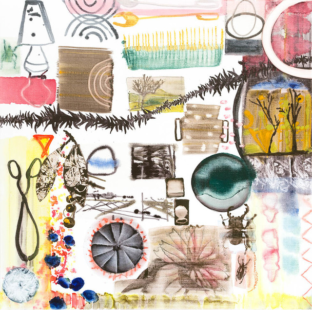 , 'Garden ,' 2017, Rebecca Hossack Art Gallery