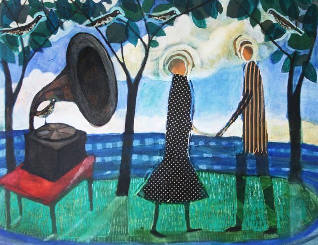 , 'The Last Waltz,' , Clark Gallery
