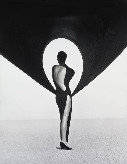 , 'Versace Dress, Back View, El Mirage,' 1990, Museum of Fine Arts, Boston