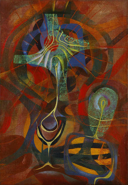 , 'Druiad Vibrations,' 1944, Weinstein Gallery