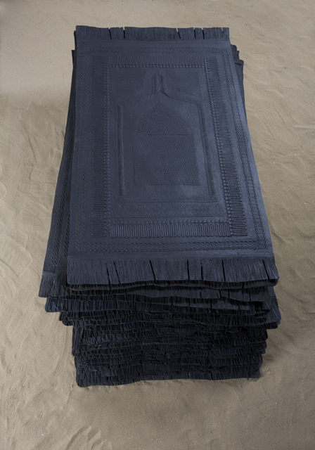 , 'Black Carpets,' 2006, Mariane Ibrahim Gallery