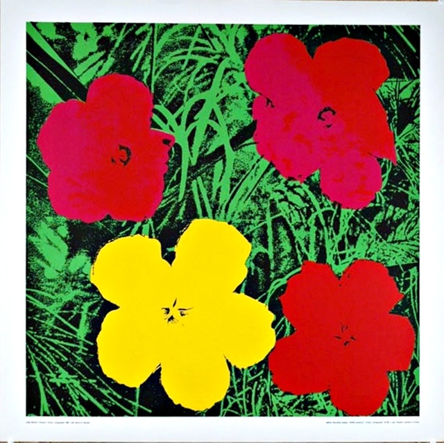 Andy Warhol, 'Flowers (Red & Yellow)', 1970, Alpha 137 Gallery Gallery Auction