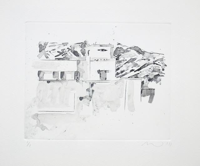 Mary Wafer, 'Alike Buildings', 2011, David Krut Projects